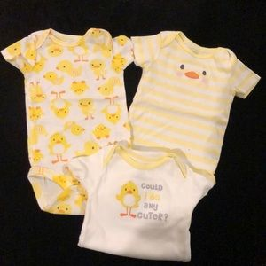 Other - Baby chic onesies